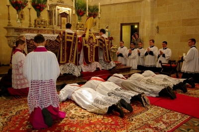 Ordinations in Bordeaux, France (June 25th)