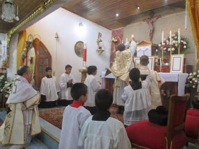 Naissance de l'Association Summorum Pontificum Colombia
